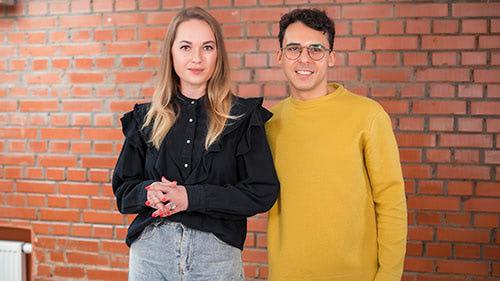 Ольга Вильковская и Юрий Мурадян